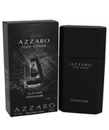 Pour Homme Edition Noire by Azzaro Eau De Toilette  3.4 oz, Men - $55.49