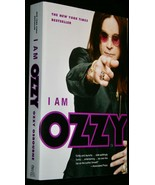 I AM OZZY Signed Book PSA DNA NM Condition  - $163.63