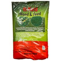 Weed & Feed 15-0-10 Broadleaf Weed Killer Fertilizer 18Lbs Chickweed Dan... - $39.00