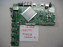 Hisense 172141 Main Board for 50H5G Version 2 - $57.00