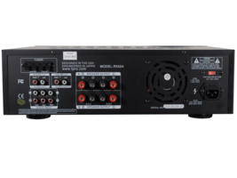 Technical Pro RX505bt  2000w peak power Digital Spectrum Receiver remote control image 2