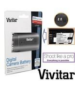 High Capacity 2000mAh Vivitar LP-E6 Li-Ion Battery for Canon EOS 6D 60D ... - $10.65