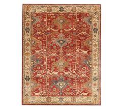 CravingCart 5X8 Channing Persian Woolen Area Rugs & Carpet - $236.00