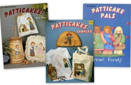 Pipsqueaks Vol. 1 and II by Kathi Walters Tole & Decorative Painting Lot... - $5.95