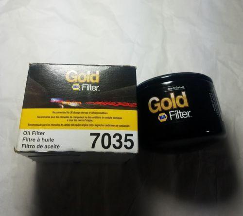 THE ORIGINAL NAPA GOLD OIL FILTER 7035 New 1 pc