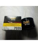 THE ORIGINAL NAPA GOLD OIL FILTER 7035 New 1 pc  - $7.83