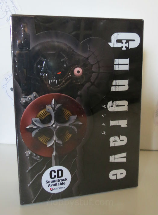Gungrave Fully Loaded Collector's Box Set DVD Brand NEW!