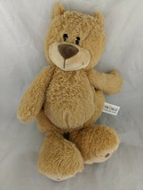 "Buddy Balls Bear Plush 14"" Tan Jay at Play Stuffed Animal Toy - $19.95"