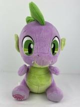 "My Little Pony Spike Purple Dragon Stuffed Animal Plush 10"" Tall Sitting  - $15.83"