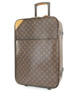 Authentic LOUIS VUITTON Pegase 55 Monogram Canvas Travel Rolling Suitcas... - $1,178.10