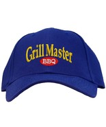 Grill Master Embroidered Baseball Cap - Available in 7 Colors - Hat BBQ - $35.99