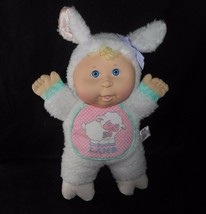 VINTAGE CABBAGE PATCH KIDS BABYLAND WHITE LAMB STUFFED ANIMAL PLUSH DOLL... - $45.82