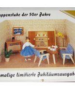 Bodo Hennig 1:10 Scale DIY Miniature 0135 Wooden Room Box Kit RETIRED - $118.75