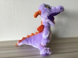 "Dragon Disney Parks 9"" Tall Stuffed Plush Purple Figment Epcot Imagination J01 image 2"