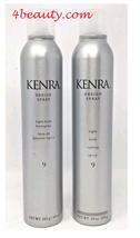 Kenra Design Spray Light Hold Styling Spray #9 10.0 oz (2-PACK ) - $37.61
