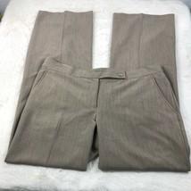 The Limited Women's 'Drew' Fit Tan Beige Work Dress Pants Slacks Size 12 - $20.43