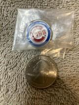 Chicago Cubs Baseball Pin Mlb Free Ship Vgc - $9.90