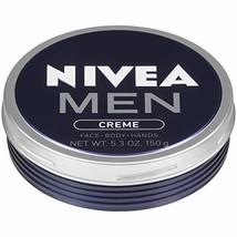 NIVEA Men Creme - Multipurpose Cream for Men - Face hand and Body Lotion... - $11.62