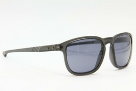 NEW OAKLEY OO 9223-09 BLACK AUTHENTIC FRAME SUNGLASSES OO9223 55-18  - $102.85