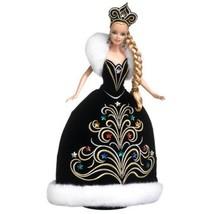 barbie 2006 holiday barbie by bob mackie - $48.97