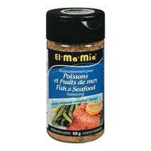 3X El Ma Mia Fish & Seafood Original Flavour Seasoning 68g FRESH & DELIC... - $22.88