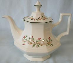 Johnson Brothers Eternal Beau Teapot 36 oz - $60.28