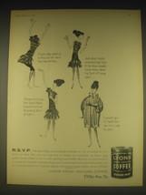 1962 Lyons Coffee Ad - R.S.V.P. - $14.99