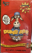 Dumb Ass A** The Card Game Booster by University Games - $7.52