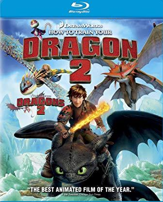 How To Train Your Dragon 2 (Blu-ray+DVD)