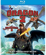How To Train Your Dragon 2 (Blu-ray+DVD)  - $3.95