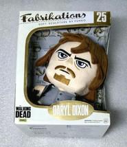 The Walking Dead Daryl Dixon Fabrications Plush Doll Funko 25 Fabrikations NEW - $8.99