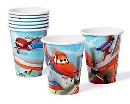 American Greetings Planes 9 oz. Cups, 8-Count - $3.22