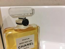 RARE CHANEL BOIS DES ILES Perfume 14ml vintage sealed image 2