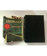 Atlas Shrugged by Ayn Rand 1957 Hardcover First Edition 25th Printing Vt... - $98.01