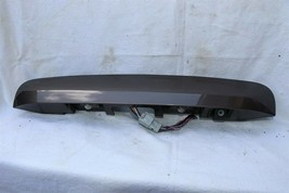 08 09 Enclave Acadia Rear Back Up Reverse Camera w/Tail Finish Panel Trunk Trim