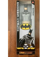"Batman Missions True Moves 12"" Action Figure DC Comics Truemoves Toy - $8.59"