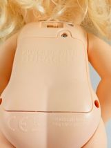 Baby Alive 2014 Bilingual Blonde Blue Eyes Interactive Non Working Pees Poops image 5