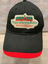 WARM SPRINGS RANCH Home of The Budweiser Clydesdales Adjustable Adult Ca... - $12.86
