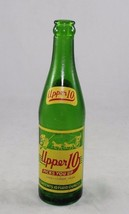UPPER 10 oz Soda Bottle Nehi Bottling Co. 1952 DuraGlas Green Marlin Bry... - $19.99