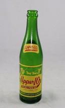 UPPER 10 oz Soda Bottle Nehi Bottling Co. 1952 DuraGlas Green Marlin Bry... - $9.99