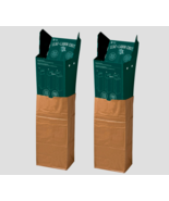 2~Luster Leaf Lawn & Leaf Chute Bag Holder For 30 Gallon leaf bags Plast... - £28.82 GBP