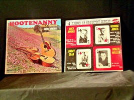 Kings of Country Music and Hootenanny AA-191761 Vintage Collectible