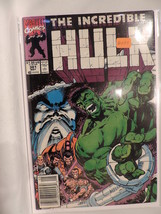 #381 The Incredible Hulk 1991 Marvel Comics B097 - $3.99