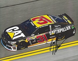AUTOGRAPHED 2016 Ryan Newman #31 Caterpillar Team (On-Track Racing) Sprint Cup S - $67.46