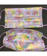 10 pieces cute Tangled Princess disposable face mask - $11.00