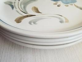 "4 Johnson Bros/Brothers Table Plus Sirocco Blue 10.5"" Dinner Plates Rare Htf - $55.86"