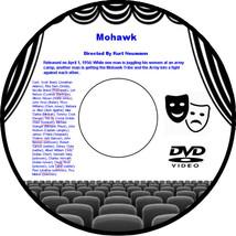 Mohawk 1956 DVD Movie  Scott Brady Rita Gam Neville Brand Lori Nelson Al... - $3.99