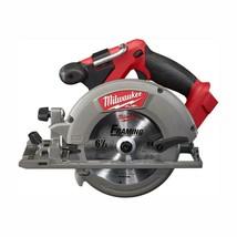 Milwaukee Circular Saw-18-V Li-Ion Brushless Cordless 6-1/2 in. (Tool On... - $233.02
