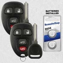 2 For 2013 2014 2015 2016 2017 Chevrolet Traverse - Keyless Car Remote F... - $17.30