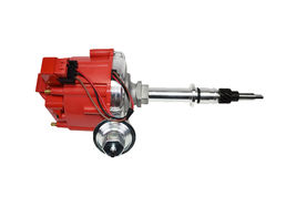 AMC JEEP 232 258 4.0 4.2 6 CYL HEI  DISTRIBUTOR 65K Volt RED image 9